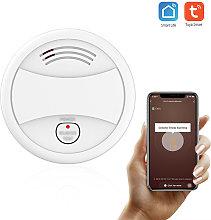 Wifi Smoke Detector Smart Fire Alarm Sensor