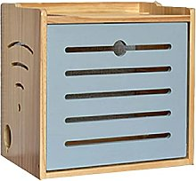 WiFi Storage Box to Cover Router Shelf, Multi