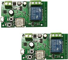 Wifi Switch Wireless Relay Module Smart Home