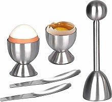 WIFUN Eggshell Cutter, Egg Topper Eggshell Cutter