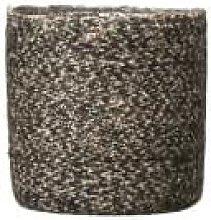Wikholm Form - Black/Natural Jute Plant/Storage