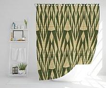 Wilczek Polyester Shower Curtain Set Ebern Designs