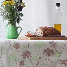 Wild Herb Tablecloth Fleur De Soleil