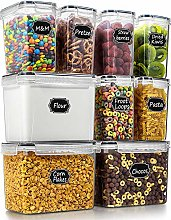 Wildone Food Storage Containers Set of 9 -