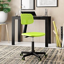 Wilhelmina Desk Chair Zipcode Design Colour: Green