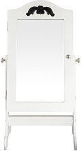 Will Jewellery Cabinet with Mirror Brambly Cottage