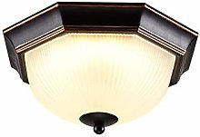 William 337 Bedroom Ceiling Lamp, LED Balcony