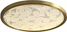 William 337 Ceiling Light, Ultra-Thin LED Round