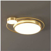 William 337 LED Ceiling Light, Ultra-Thin Round