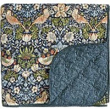William Morris Bedding, Strawberry Thief Bedspread