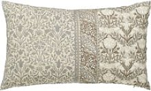 William Morris Bedding Wandle Cushion, Grey