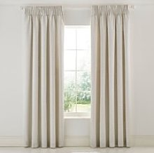 William Morris Bedding Wandle Lined Curtains, Grey