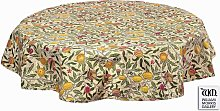 William Morris Gallery Fruits PVC Oil Table Cloths