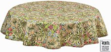 William Morris Gallery Golden Lily Cotton Table