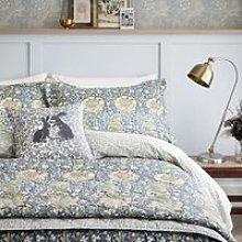 William Morris Kennet Kingsize Duvet Cover Set,