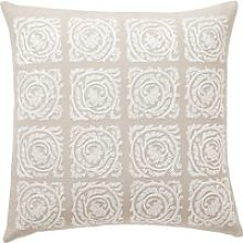 William Morris Pure Bachelors Button Cushion 45cm