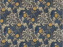 William Morris Seaweed Lined Curtain Pairs