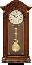 WILLIAM WIDDOP Ornate Pendulum Clock with