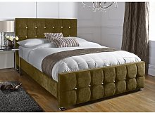 Willow Upholstered Bed Frame Willa Arlo Interiors