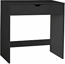 Wilma Desk Zipcode Design Colour: Black