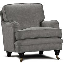 Wilsey Armchair Marlow Home Co. Upholstery Colour: