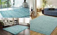 Wilsons Direct Small & Large Shaggy Rug Area