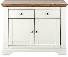 Wiltshire 2 Door, 2 Drawer Compact Sideboard