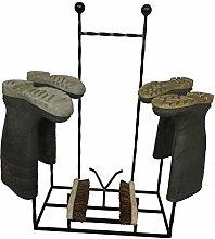 Wimborne wrought iron works 2 pair wellington boot