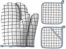 Win Change Oven Mitts and Potholders BBQ
