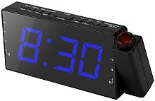 Winbang Projector Clock, Digital Projector Radio