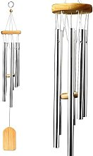 Wind Chime Musical Bells Arts Craft with Wooden
