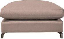 Windcrest Footstool Brayden Studio Upholstery