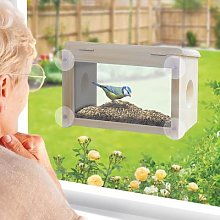 Window Bird Feeder By Coopers Of Stortford