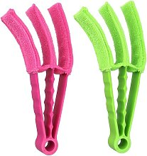 Window Blind Brushes, 2 Pieces Window Blind