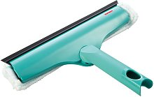 Window Cleaner and Squeegee with Rotation -