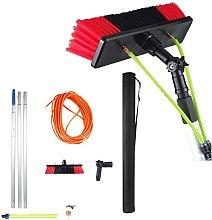 Window Cleaner Kit,Window Cleaning Pole,Water/Hose