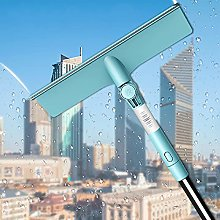 Window Cleaning Kit, 180°rotatable Professional