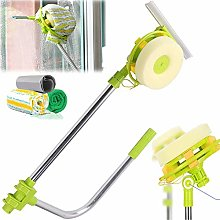 Window Cleaning Kit, Extension Pole 0.6-1.4M
