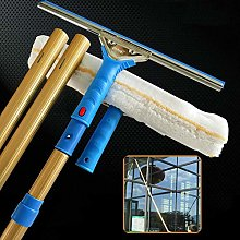 Window Cleaning Pole, 1.4m-9.5m Telescopic Window