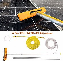 Window Cleaning Pole, 4.5-12m Photovoltaic Panel