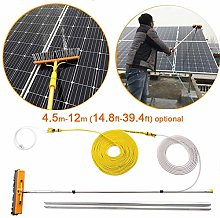 Window Cleaning Pole, Photovoltaic Panel Cleaning