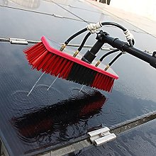 Window Cleaning Pole Water Fed Telescopic Brush