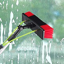 Window Cleaning Pole, Window Cleaner Kit,