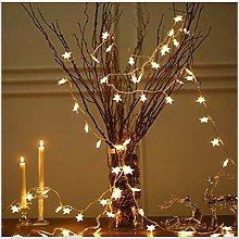 Window Curtain Icicle Lights String Fairy Lights