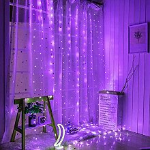 Window Curtain Lights USB,Curtain Lamp Remote