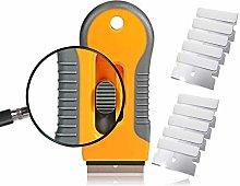 Window Glass Scraper, Hob Scraper Knife Cleaner