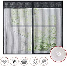 Window Screen Mesh Mosquito, Fly Magnetic Curtain
