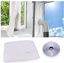 Window Sealed Universal Portable Air Conditioner