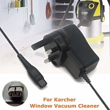 Window Vacuum Battery Charger Plug Power Supply