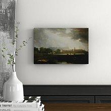 Windsor from Eton by Sir Augustus Wall Callcott